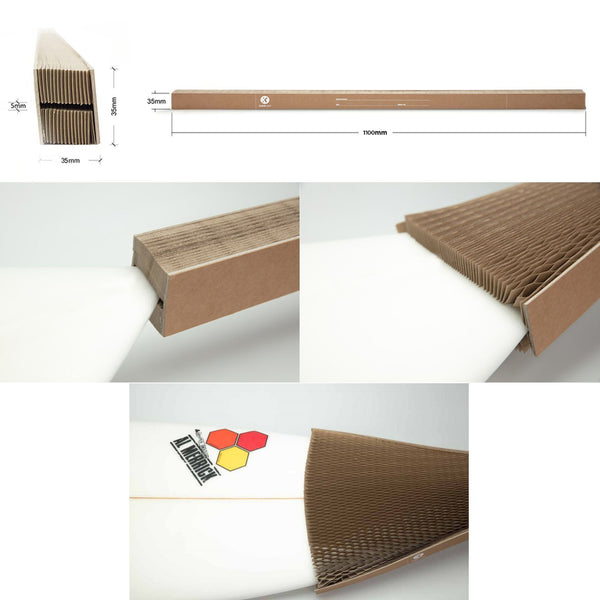 Flexi-Hex LITE Transportverpackung für Surfboards-Flexi-Hex-Supremesurfshop