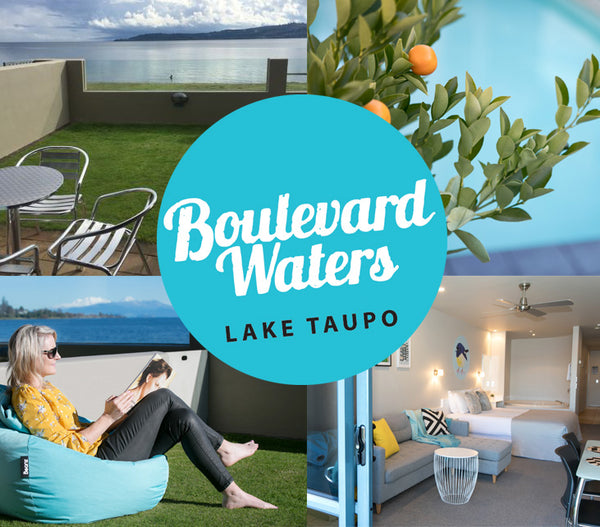 Boulevard Waters Taupo