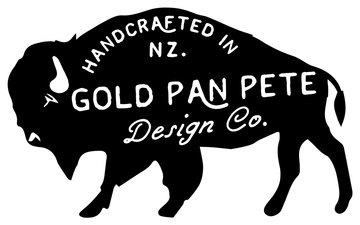 Gold Pan Pete Design
