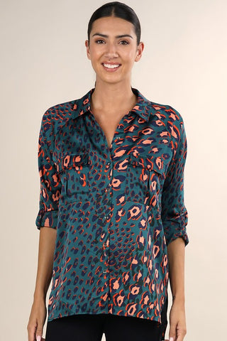 CLOTILDE BLOUSE