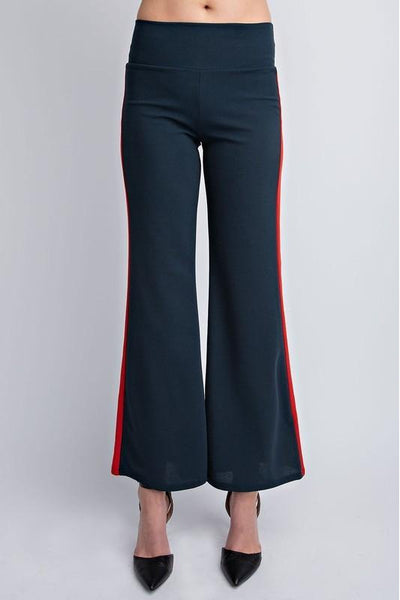 NAVY MINUET PANTS