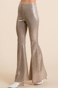 FOREVERMORE SEQUIN PANTS