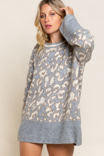 PEBBLE OCTAVIA SWEATER