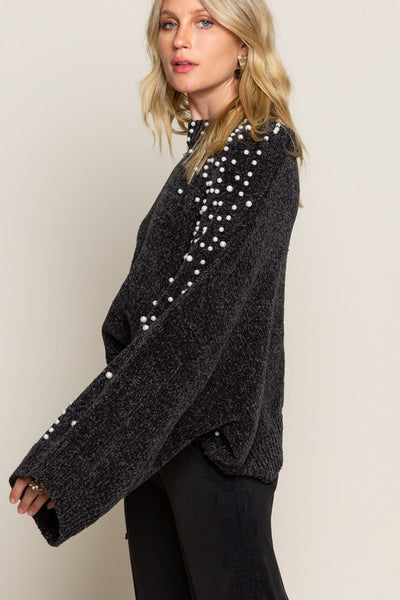 MOON DROPS SWEATER