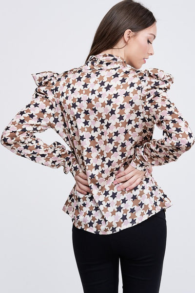 STAR BRIGHT BLOUSE