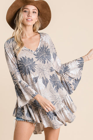ENCHANTED TUNIC TOP