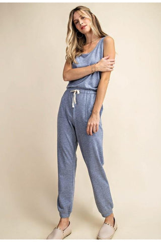 CRUSH JUMPSUIT