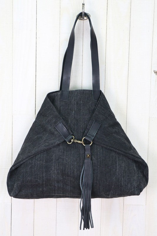 CHARCOAL CREW TOTE