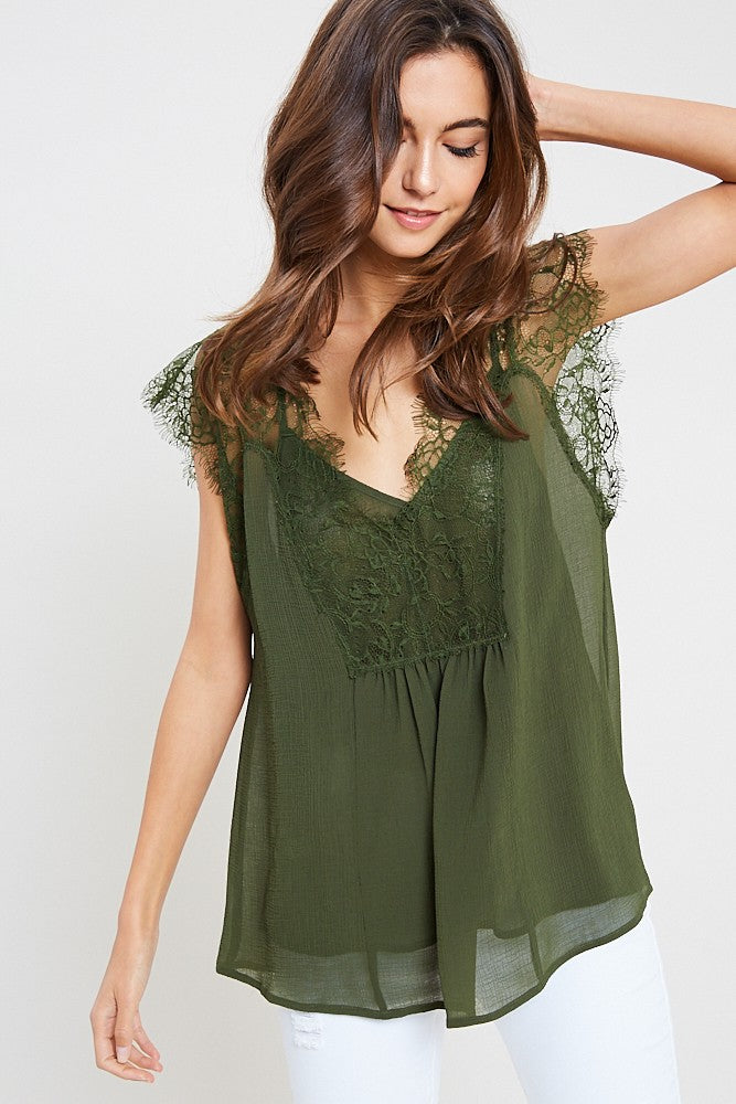 LOVEY CAMISOLE