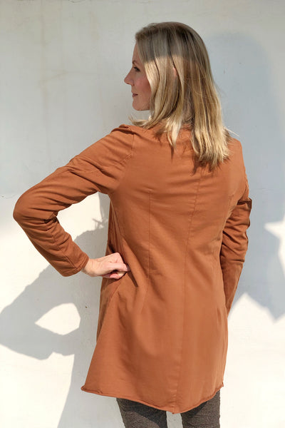 CHESTNUT ALCHEMY JACKET