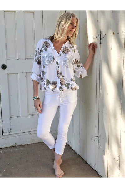 MIRIBELLE BLOUSE