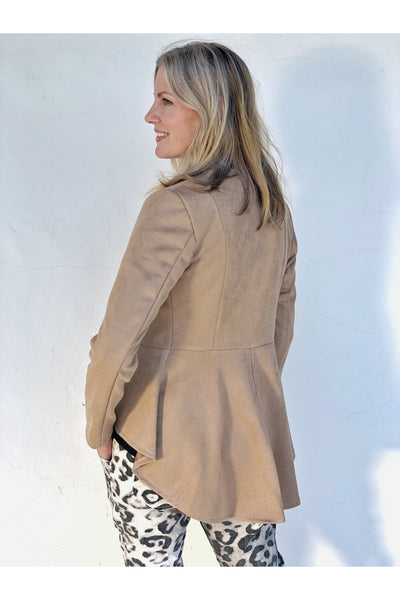 CARAMEL FABLE JACKET