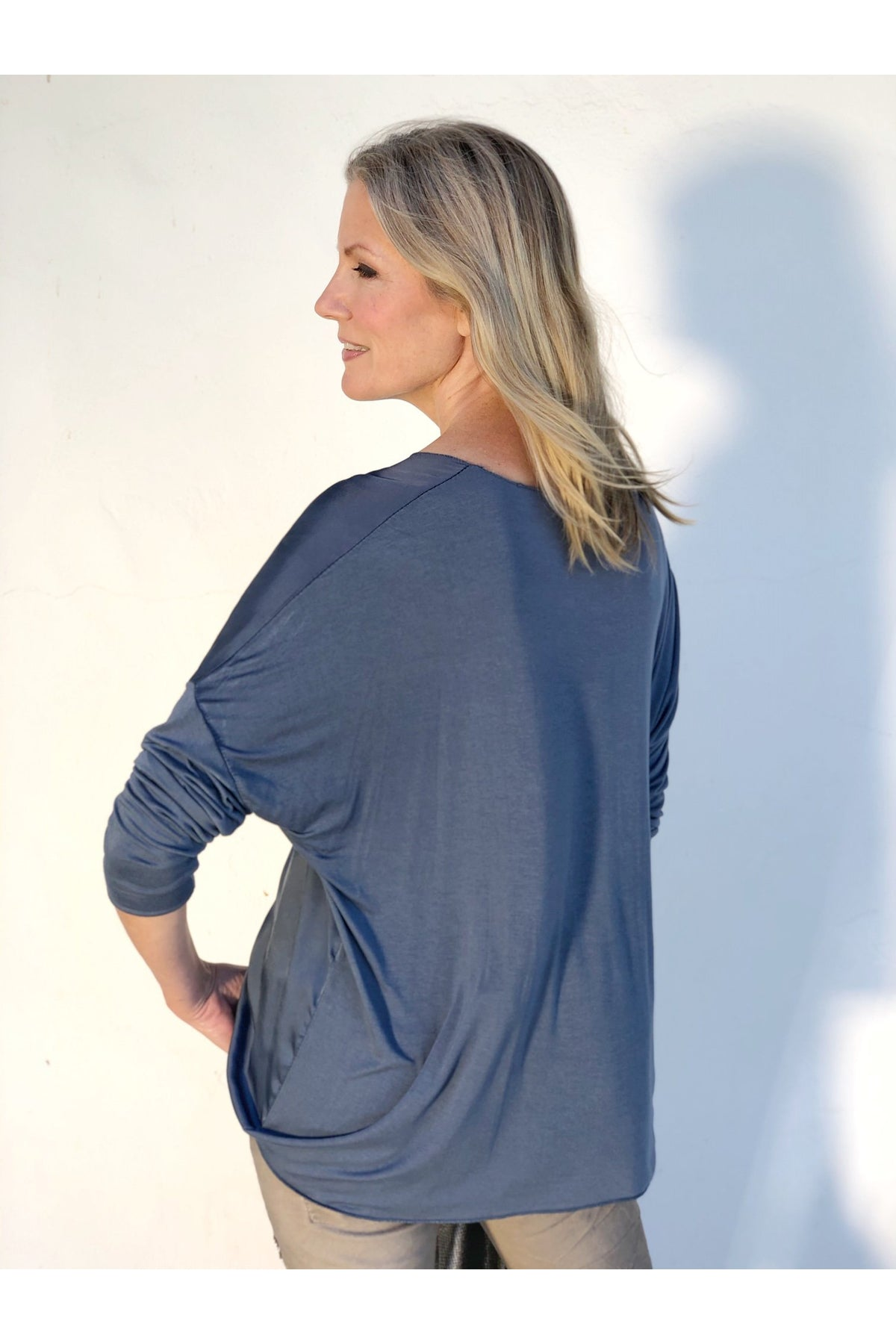 INDIGO MEADOW TOP