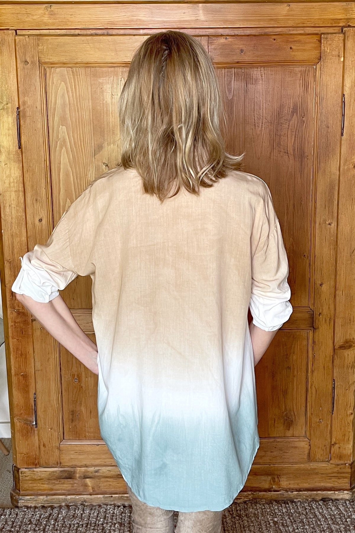 SOMERTREES BLOUSE