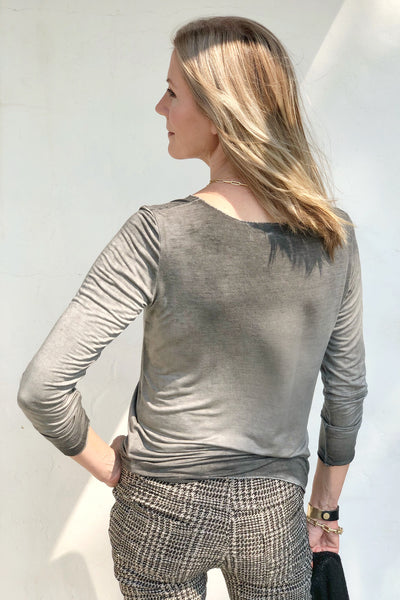 PEWTER PERSPECTIVES TOP