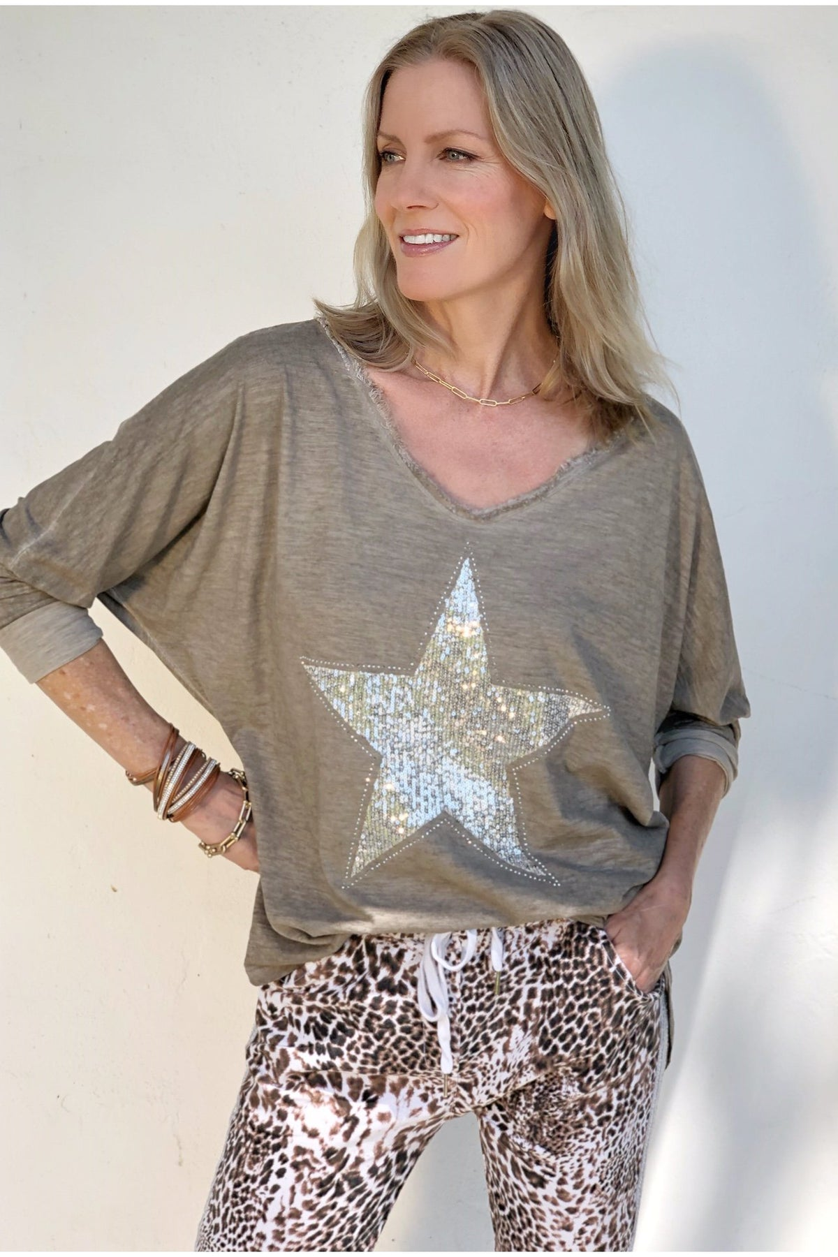 TRUFFLE STARLING TOP