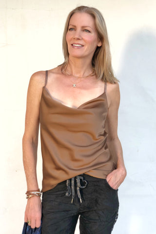 COPPER BASTILLE CAMI