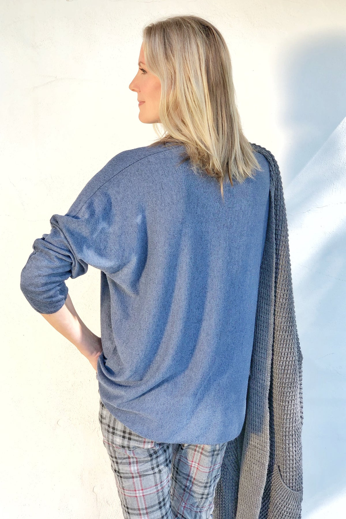 LAPIS ASTORIA SWEATER