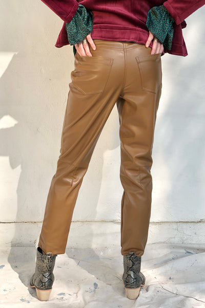 NANETTE ECO LEATHER PANTS