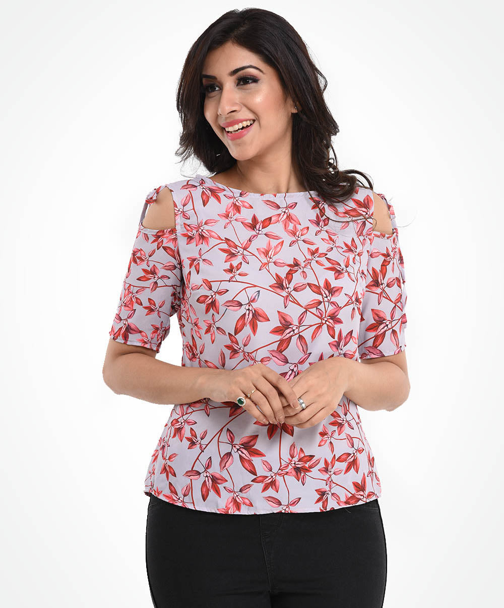 Autumn Leaves Top