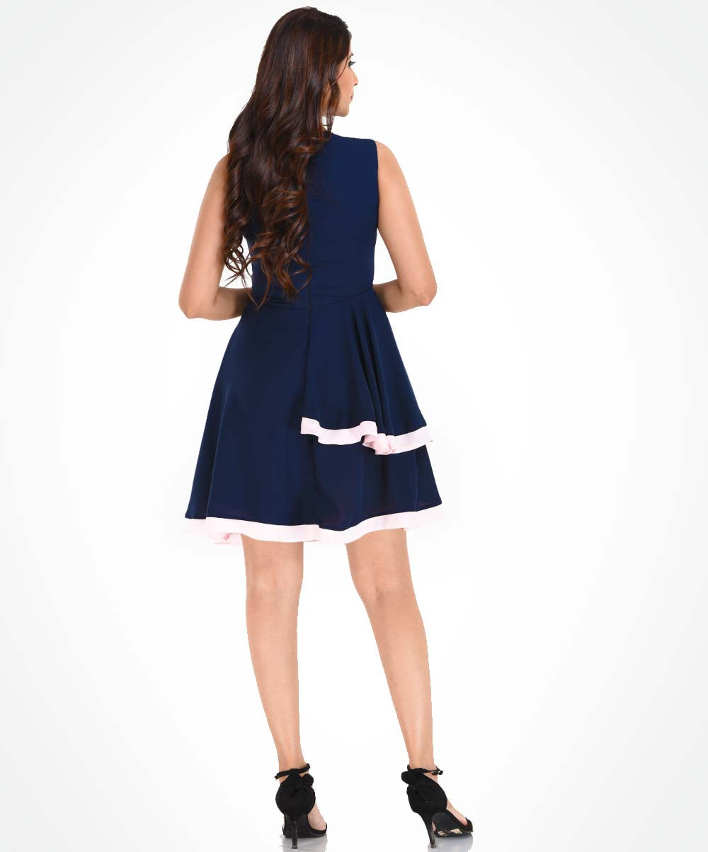 2 Layered Sally Dress