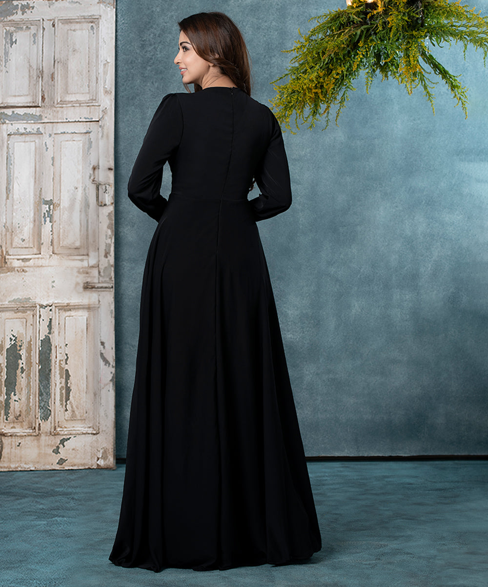 Long Sleeve Maxi