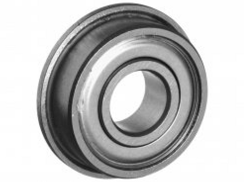 F696zz Flanged Shielded Deep Groove Ball Bearing