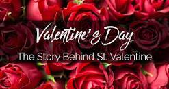 Did you know this interesting history behind Valentine's Day?