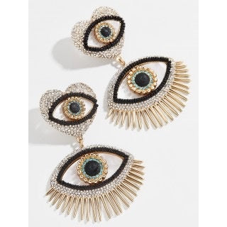 TWIGGY DROP EARRING