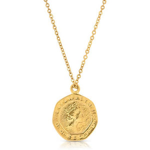 GRAND DAME QUEEN ELIZABETH NECKLACE