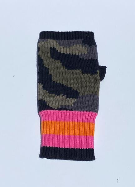 SHOWOFF FINGERLESS GLOVES
