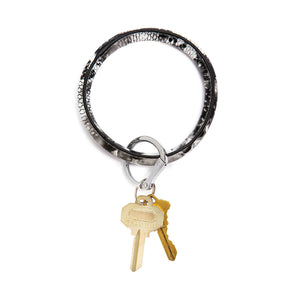 O RING KEYCHAIN