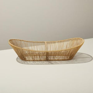 GOLD RHYTHM BASKET