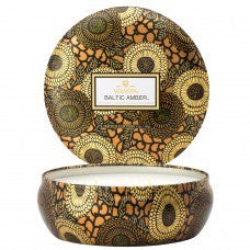 JAPONICA TIN CANDLE