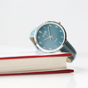 Personalised Anaii Watch In Jupiter Teal - Wear We Met