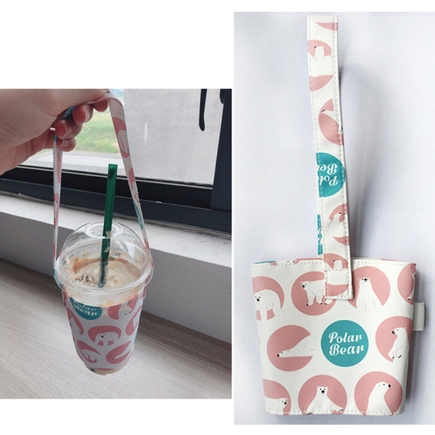 Useful Portable Cup Carrier