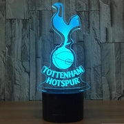 Tottenham Hotspur Football Club LED Night Lights