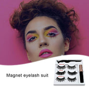 Magnetic Eyelashes- Set of 3