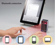Virtual Projection Keyboard