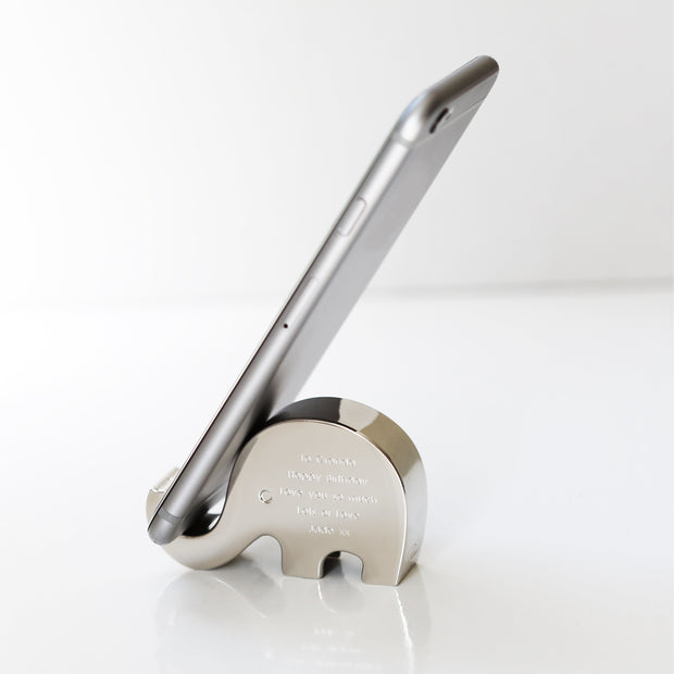 Stampy The Elephant Phone Holder - Wear We Met