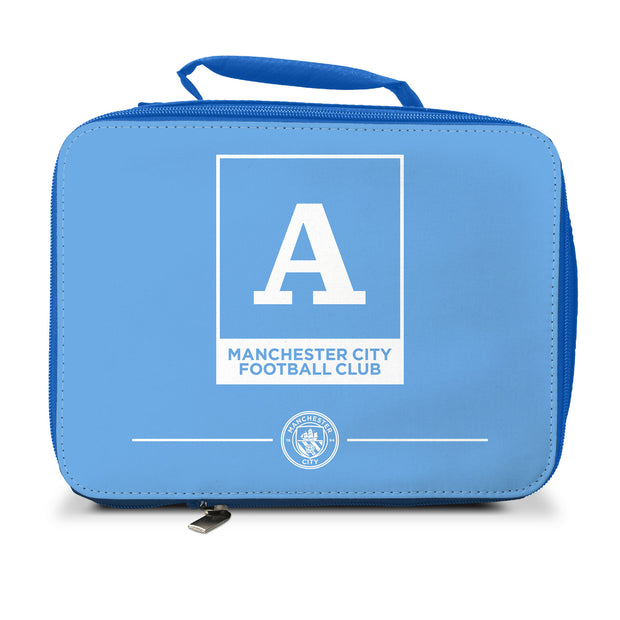 Manchester City FC Monogram Insulated Lunch Bag