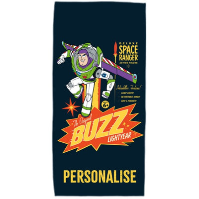 Toy Story 4 Adult Towel - Buzz Lightyear