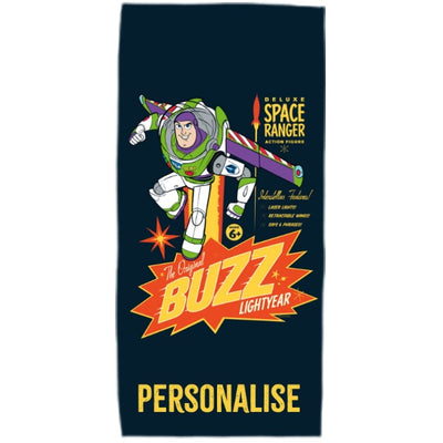 Toy Story 4 Kids Towel - Buzz Lightyear