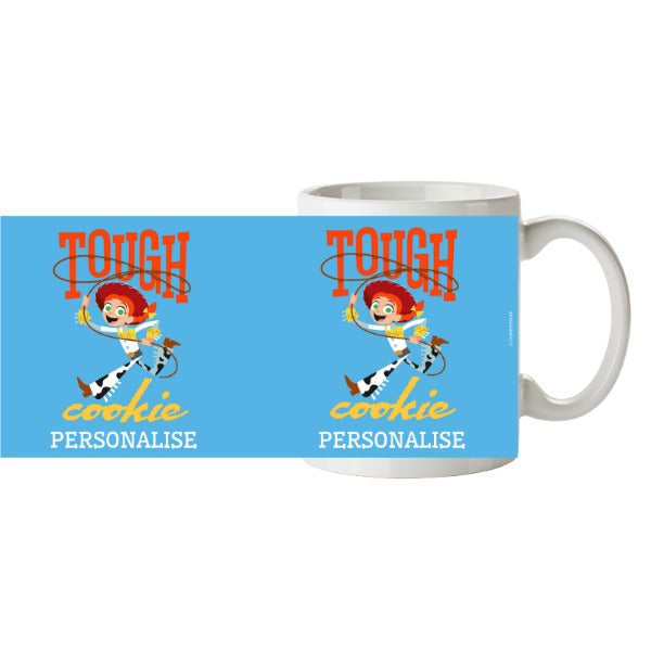 Toy Story 4 Personalised Tough Cookie Ceramic Mug