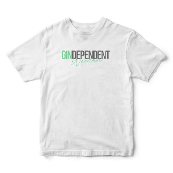 Gindependent Woman Adult T-Shirt