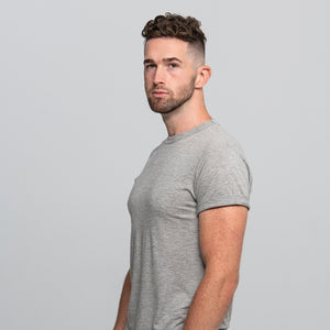 Classic T-Shirt - Heather Grey