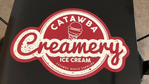 Catawba Creamery Table Wrap