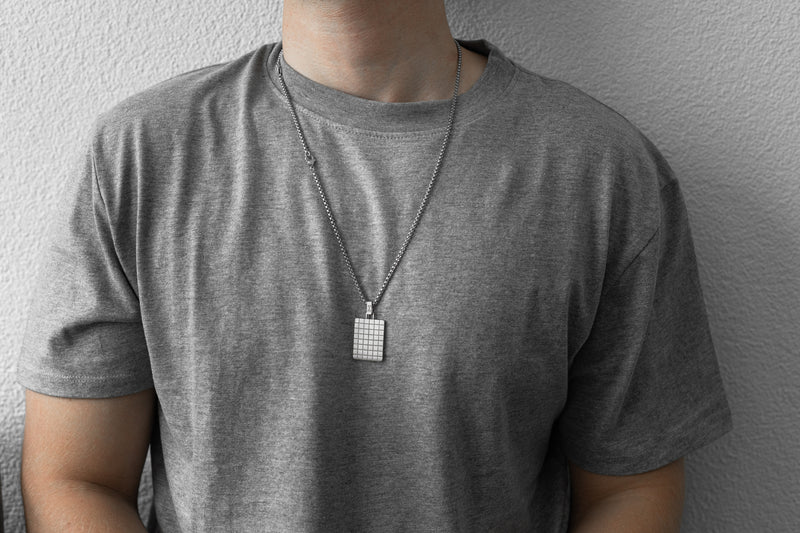 Necklace Square Indentity