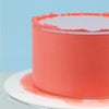 Lacupella Acrylic Disks For Cakes Round Set of 2 (0.18 or 3/16 inch thick)