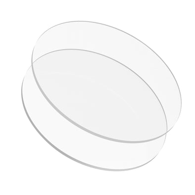 acrylic disc for cake icing frosting cakesafe lacupella
